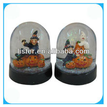 Halloween snow globe for halloween decor