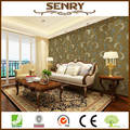 decorative wallpaper rolls pvc rubber wallpaper JX0405