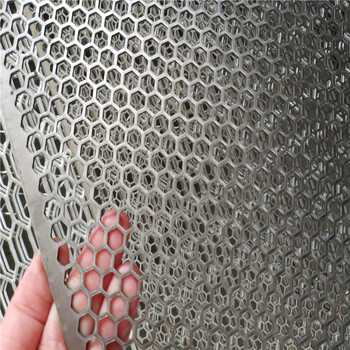 Anping factory Perforated Metal Plates/Perforated Metal Mesh