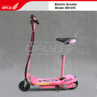 2012 NEW CE Approved Portable 120W children electric scooter