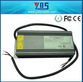 alibaba china Waterproof 12V 10A 120W Constant Voltage led driver IP67 dimmable led strip driver