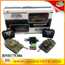 Diecast tank collection military model with remote control functions