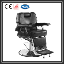 New Style Luxury Ajustable Height Barber Chair Black