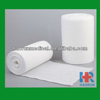 absorbent gauze roll 90cmx100y-4ply