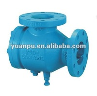 ASD Model FBE Coated Suction Diffuser / Suction Guides & Triple Duty Valve