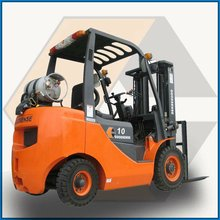 small environmently friendly 1t lpg forklift prices