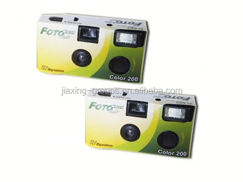 hot sale disposable camera cheap with flash,available in
