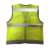 Sanjian Yellow color basic style polyester safety reflective vest