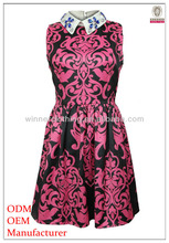 High quality fashion design gothic lolita dress with beading