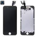 iPartsBuy 4 in 1 for iPhone 6 Digitizer Assembly (Front Camera + LCD + Frame + Touch Pad)