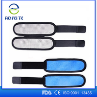 Wholesale Tourmaline Self heating Magnetic wrist Wrap, Brace, Strap, Support