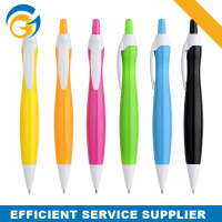 Office Fancy Plastic Charm Pen