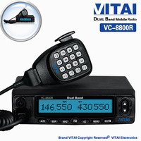 VITAI VC-8800R 40W/15W Security Guard Equipment Two Way Radio Transmitter