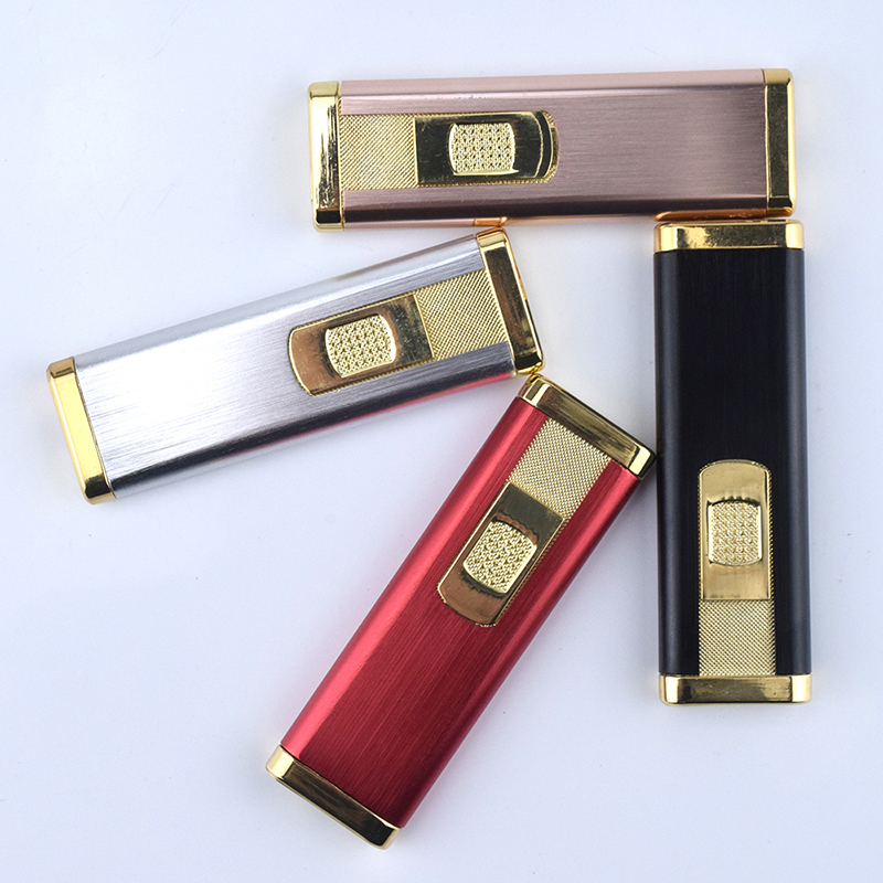 new material lighter 250mah battery mini bbq lighter