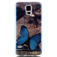Cell phone accessory, ultrathin soft tpu phone case cover for samsung galaxy s5