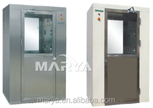 Pharmaceutical factory clean room entrance air shower