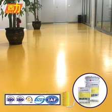 China supplier anti dust wear resistance epoxy resin floor paint for factory