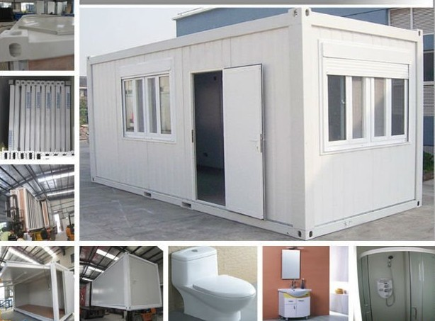 china container kit home/luxury prefabricated house
