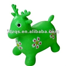large inflatable animals