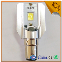 wholesale motorcycle parts led headlight bulb 800lm