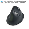 New Arrival big hands 2.4g wireless optical ergonomic vertical mouse