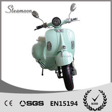 electric motorbikes disc brakes 120/70-10 tubeless tire EEC certificate electric motorcycle with different colors