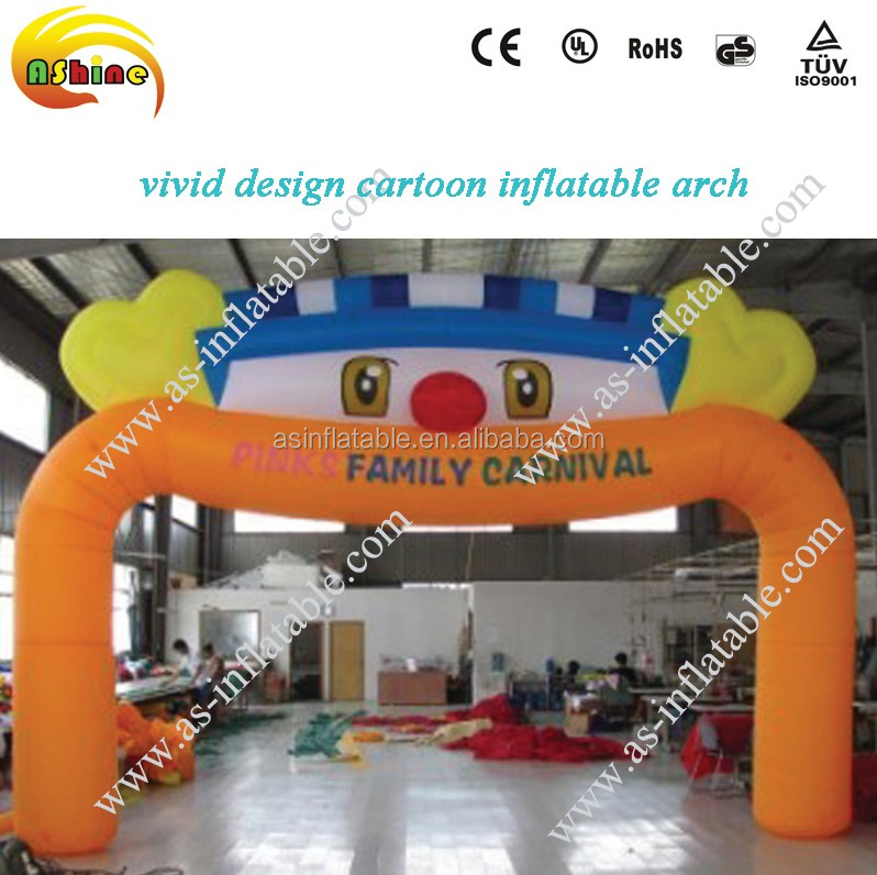 outdoor entrance arch designs inflatable entrance arch