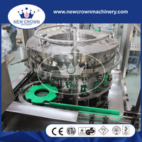 Factory price automatic small beverage can beer filling machine