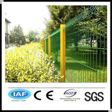 alibaba express CE&ISO certificated decorative wire garden fencing(pro manufacturer)