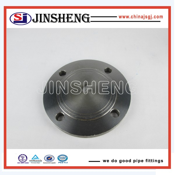 carbon steel A105 P235GH P265GH SS 304 316ll blind <strong>flange</strong> hebei factory