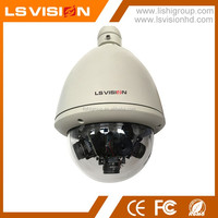 LS VISION 360 Degree Whole Space Outdoor Security Camera Dome Camera Housing Wide Angle 5MP IP Camera