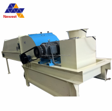 Low price high output corn cob crusher machine/electric grass cutting machine/bark and straw rub silk machine for sale