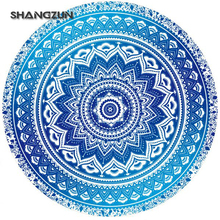 High Quality Beach China Terry Round Towel