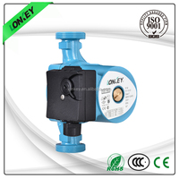 Hot water circulation pump, canned rotor electric water Pump,