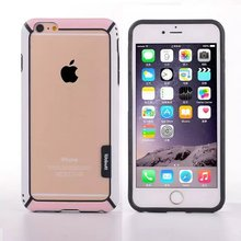 Hybrid soft rubber protective frame tpu Bumper phone bags case cover for iphone 6
