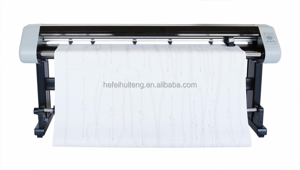 high quality industrial wide format apparel inkjet plotter