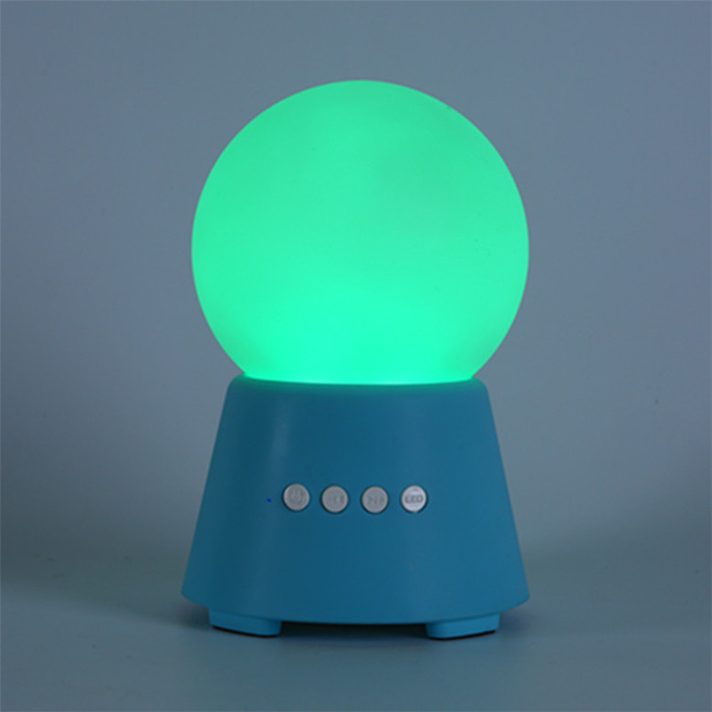 Christmas Gift Music lamp Bluetooth Smart Music Touch Sensor Light Warm Light Table Lamp Speaker With CE RoHS