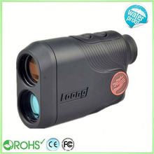 8x25 600m Laser golf range finder with slope and pinseeker