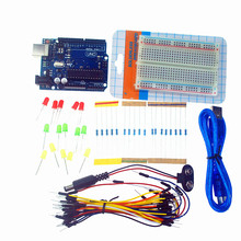 UNO R3 Starter Learning Kit with breadboard 400 <strong>point</strong> and LEDs