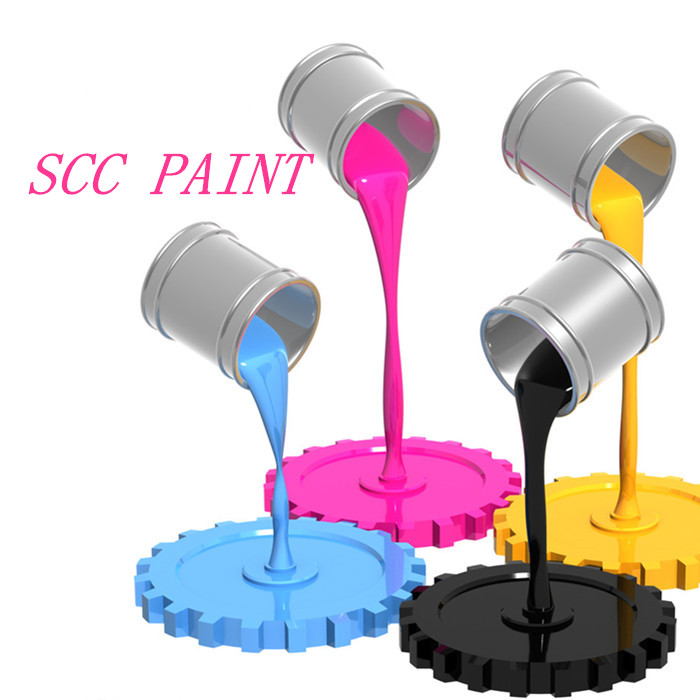 2016 hot selling good quality auto refinish 2K solid color car paint