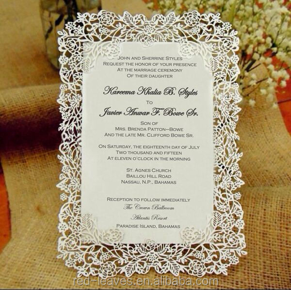 Unique Latest Wedding Invitation Card Designarabic Wedding