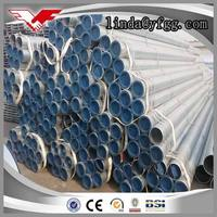 BS 1387 Construction material hot dipped galvanized steel tube