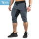 custom design men workout gym clothing cotton spandex fitness pants