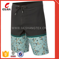 China factory OEM all over printing beach wear wholesale mesh shorts