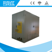 high power remote box control electroplating rectifier