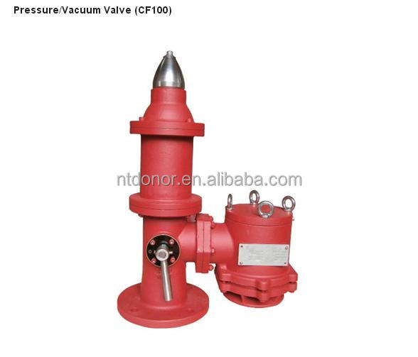 carbon steel /stainless steel Pressure Vacuum Relief Valve (DN50-DN250) with CCS certificate