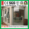 Alibaba china market used exterior aluminum alloy small awning windows for sale