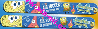 new fashion printed words and funny SpongeBob SquarePants pattern kids toys slap bracelet silicone