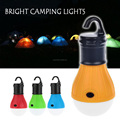 Multifunction Outdoor camping lamp for tent with lifting hook