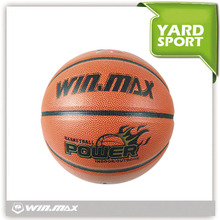 Hot PU leather official size and weight size 7 competition basketball,basketball in bulk